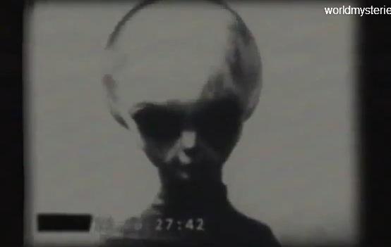 INCREDIBLE: Vintage Leaked Alien Footage?