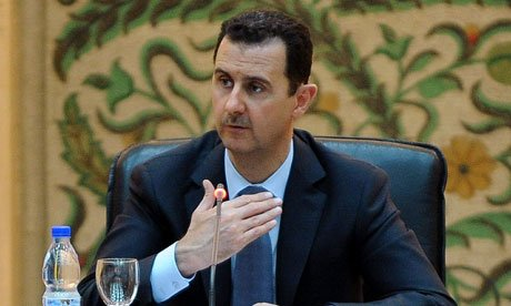 Assad bans GMOs in food 'to preserve the health of human beings'