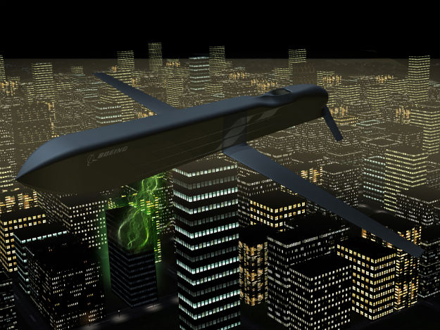Boeing Develops Flying Blackout Drone to Deliver Targeted EMP