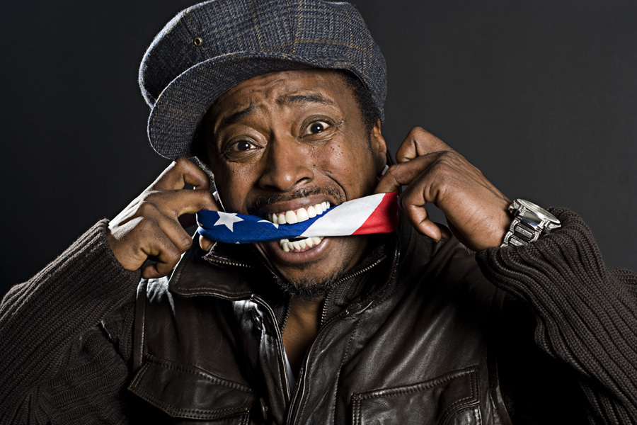 Eddie Griffin – Entertainer, Activist