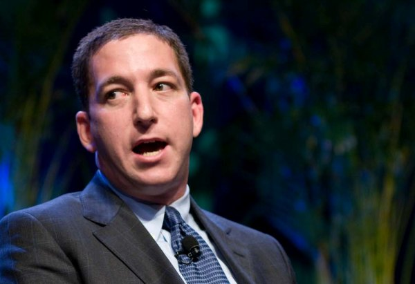 "Journalist Glenn Greenwald Speech on ""Humanitarian"" Wars"