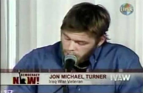 MARINE – JON MICHAEL TURNER SPEAKS THE TRUTH