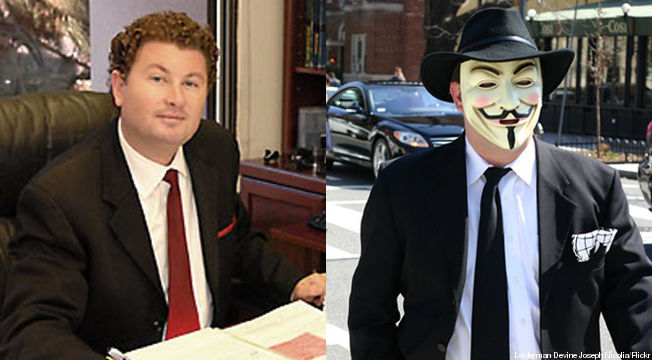 Hacktivist's Advocate: Meet the Lawyer Who Defends Anonymous