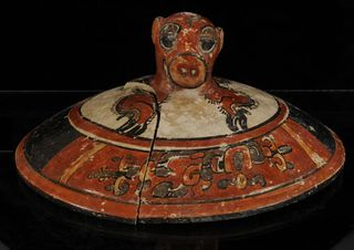 'Oldest Maya tomb' found in Guatemala's Retalhuleu