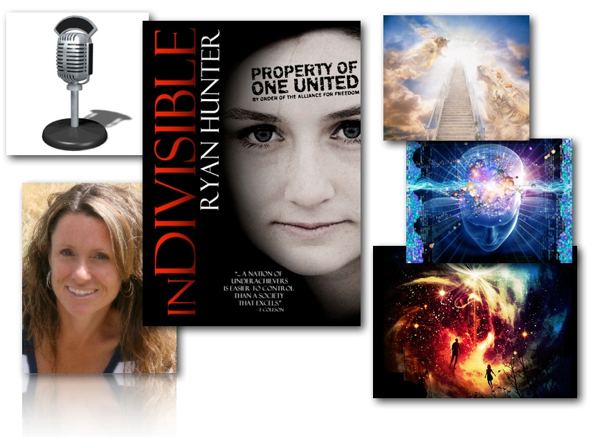 November 13, 2012 – DCMX Radio: Max Interviews Guest Ryan Hunter, Author of INdivisible & Exploration of New 'Proof of Heaven' Research
