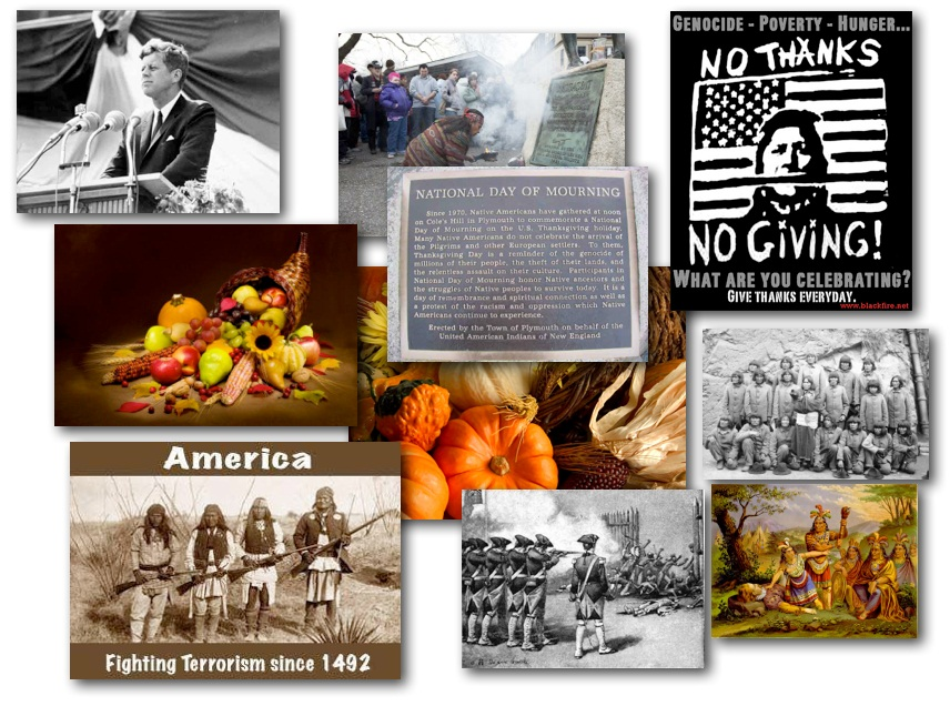 November 22, 2012 – DCMX Radio:  JFK Speech Tribute, Thanksgiving True History & The Native American Day of Mourning
