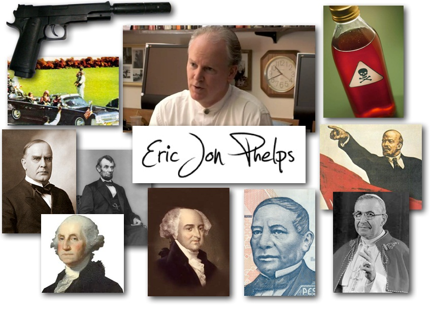 November 26, 2012 – DCMX Radio: Eric Jon Phelps on the Jesuits Part IV (Exclusive)