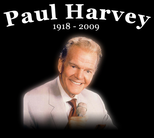 "FLASHBACK: Paul Harvey Wise Whistleblower – ""If I Were The Devil"""