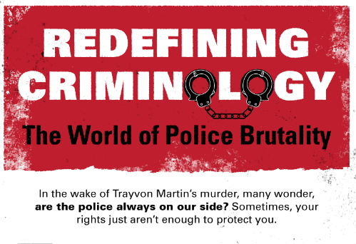 Info-Graphic: Mindblowing Police Brutality & Abuses of Power
