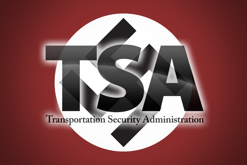 TSA-Nazi-Logo