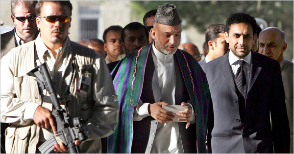 Afghan Corruption, and How the U.S. Facilitates It
