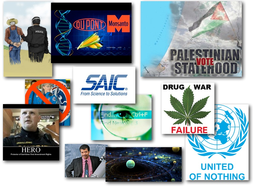 November 29, 2012 – Decrypted Matrix Radio: UN Recognizes Palestine, First Amendment Cop, GMO Giant Strong-Arm, Drug War Extension, Neil DeGrasse Cosmic Quandaries