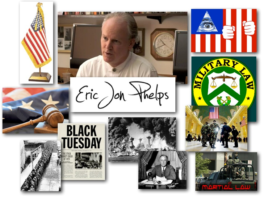 December 10, 2012 – Decrypted Matrix Radio:  Eric Jon Phelps on the Jesuits part V (Exclusive) Military vs. Martial Law
