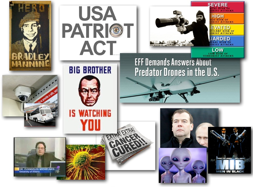 December 12, 2012 – Decrypted Matrix Radio: 11 Secret Docs, Manning Wins, Drone Flights, Patriot Act, NSA Spying, Photog Terrorists, CIA Trafficking, Cancer Cure, Russia's Aliens