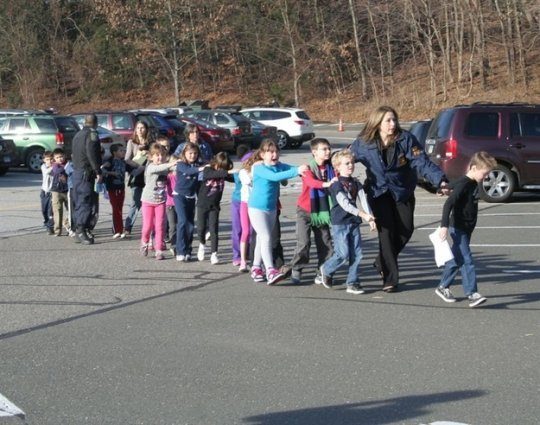 Connecticut School Shooting: Possible Second Shooter Arrested In Sandy Hook Massacre