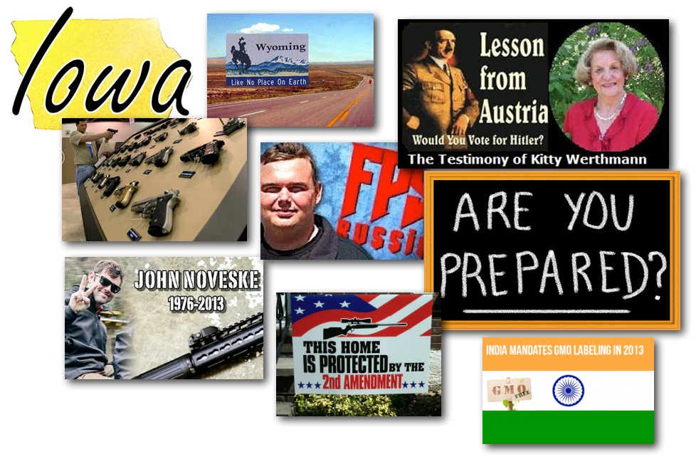 January 10, 2013 – Decrypted Matrix Radio: Iowa & Wyoming Gun Proposals, Firearms Industry Deaths, India GMOs, Prepping Practice, Austrian Born Citizen Speaks on Hitler's Take-Over