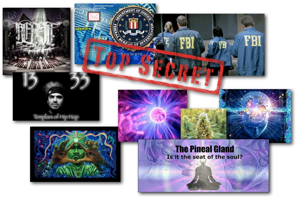 January 17, 2013 – Decrypted Matrix Radio: Beast1333's Mad World, FBI Secrets Techniques, NWO Downfall, Energy & Vibrations, Pineal Gland & Cannabis, Quick News Updates