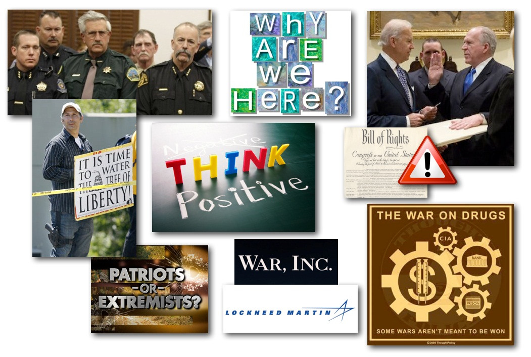 March 11, 2013 – Decrypted Matrix Radio: Why Are We Here, Attitude Adjustment, Sherrif Pay at Risk, Terrorism Propaganda, Drug-War, Brennan Oath