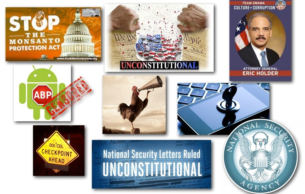 March 18, 2013 – Decrypted Matrix Radio: National Security Letters, CIA Secrecy Rejected, NSA Profiteers, Eric Holder Crime Boss, Censorship, Monsanto Thugs