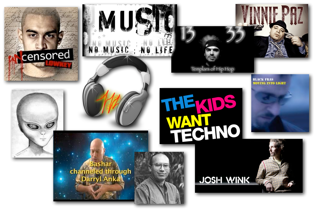 March 26, 2013 – Decrypted Matrix Radio: An Activist's Entertainment – Motivational Beats, Rappin' Rhymes & Educational Aliens in a 2-Hour Special Broadcast!