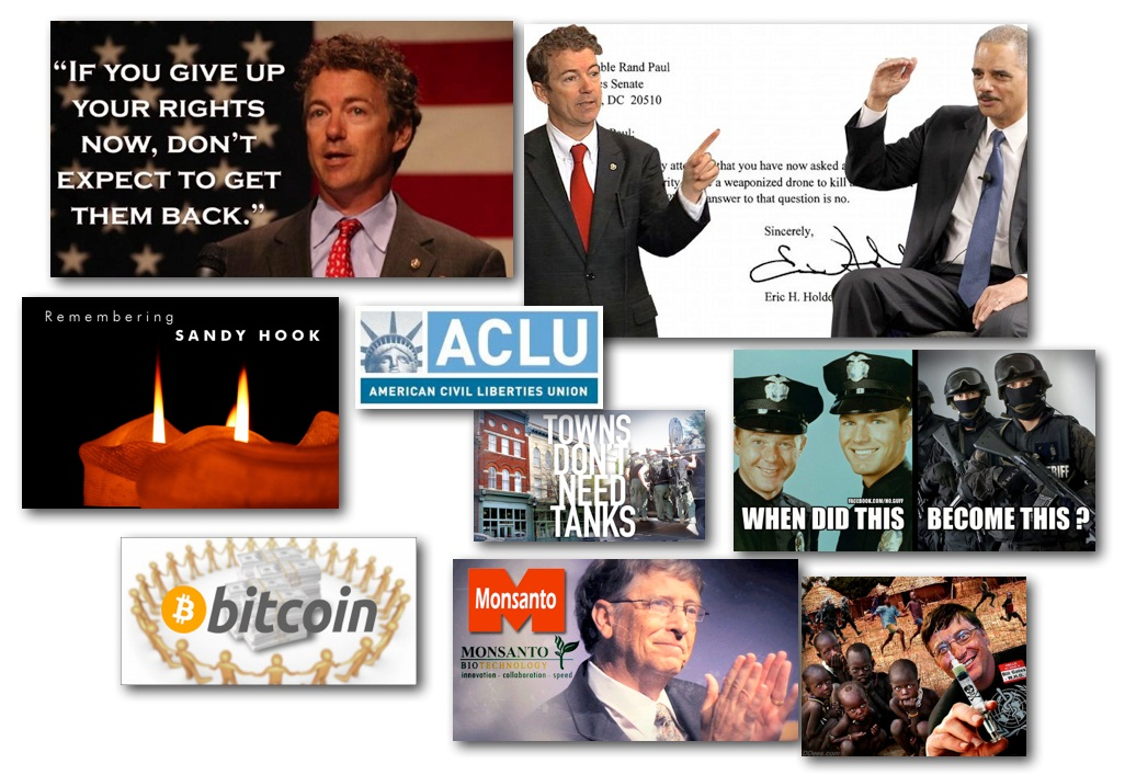 March 7, 2013 – Decrypted Matrix Radio: Rand's Drone Filibuster, BitCoin Currency, Brennan Approved, Bill Gates Issues, ACLU Checks Police State