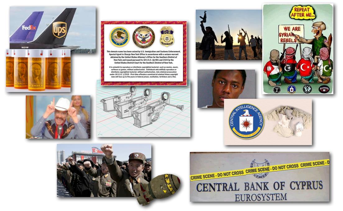 April 1, 2013 – Decrypted Matrix Radio: April Fools Jokers, New No-Flys, CIA Trains Underwear Bomber, Standoff Firestarters, Cyprus Looting, Jim Carrey Gun Hater
