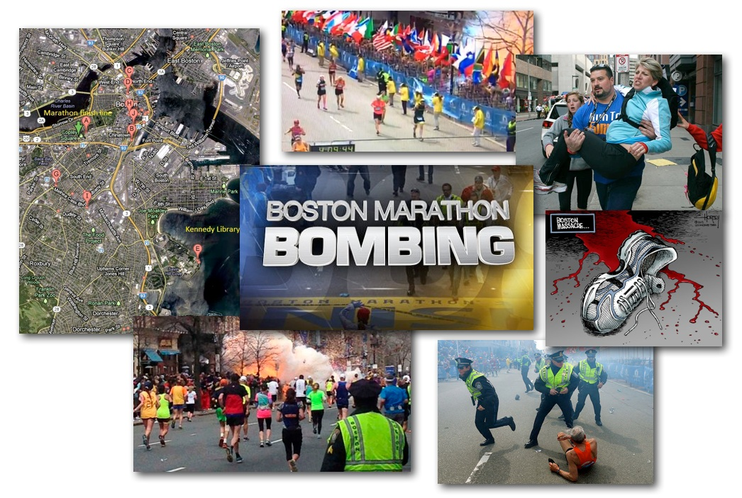 April 15, 2013 – Decrypted Matrix Radio: Boston Marathon False Flag Bombing Analyzed, 'Live Drill' Denials, Related News