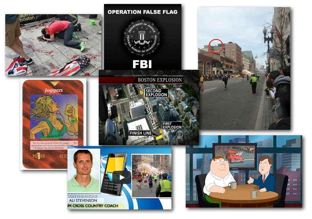 April 16, 2013 – Decrypted Matrix Radio: More Boston Bombing Evidence & Cover-Up, Changing Facts, Family Guy Clip Censored, Arrests? Nevermind!