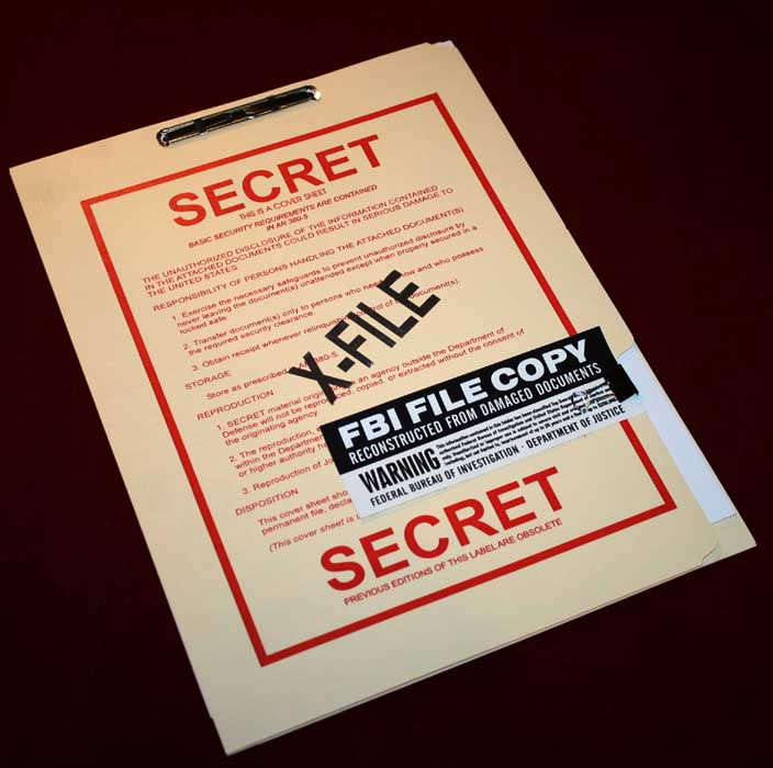 Spy Back: How to View Your NSA or FBI File