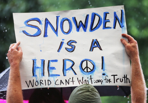 Edward Snowden Leaks Again – And It's a Bombshell