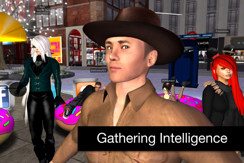 World of Spycraft: NSA and CIA Spied in Online Games