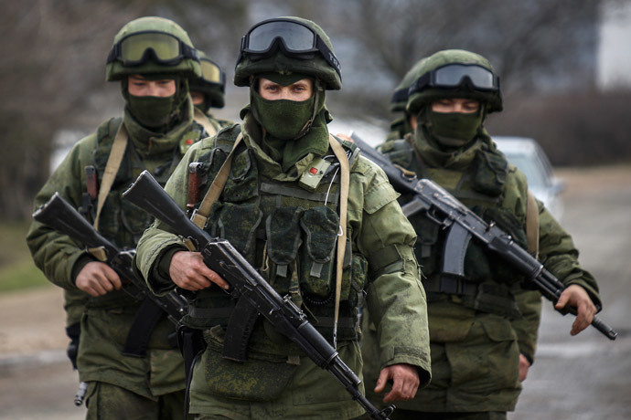 Who are the Mercenaries in Eastern Ukraine?