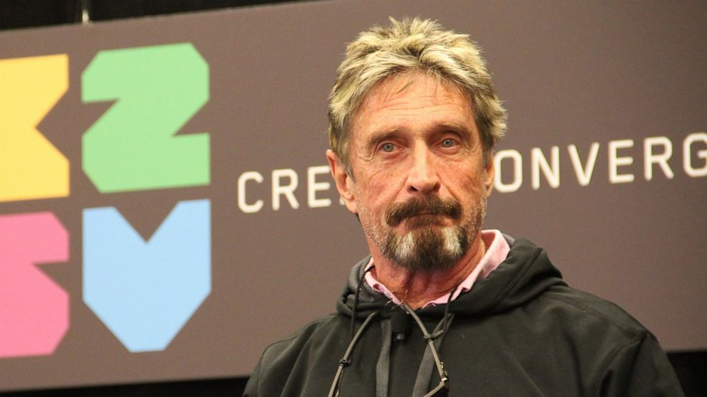 John McAfee: Travel Tips & Random Advice