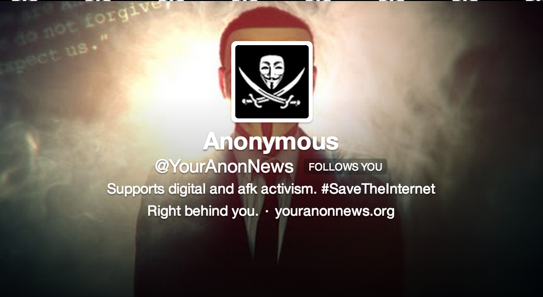 The Fight for @YourAnonNews and the Missing $35,000