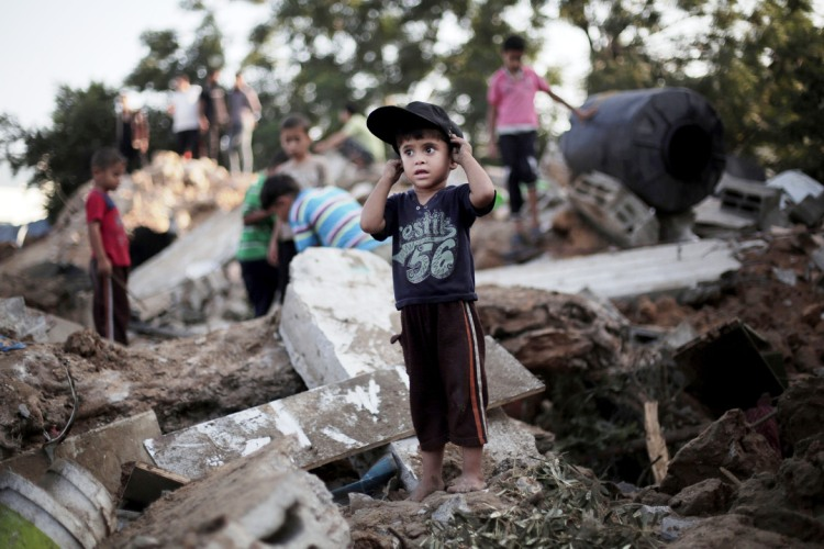 Media Distorts Truth About Israel's Campaign of Brutality Against Gaza