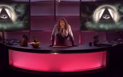 Weird Al Yankovic Calls out 'The Illuminati' & NWO in Latest Music Video