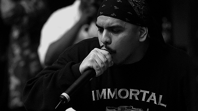 Immortal Technique – Rapper, Activist