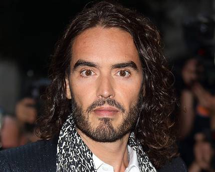 Russel Brand – Entertainer, Blogger, Activist