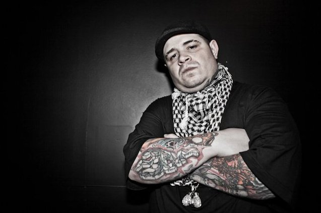 Vinnie Paz – Rapper, Activist