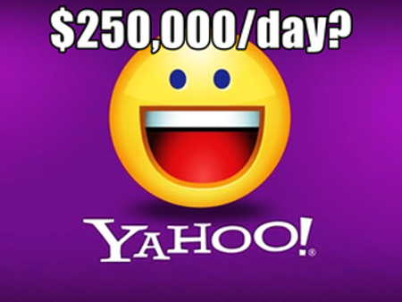 The NSA Was Going to Fine Yahoo $250K a Day If It Didn't Join PRISM