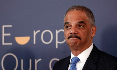 Eric Holder Sends Zero Bankers to Jail for the Mortgage Crisis Meltdown