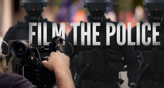 "Police Departments Retaliate Against Organized ""Cop Watch"" Groups Across the US"