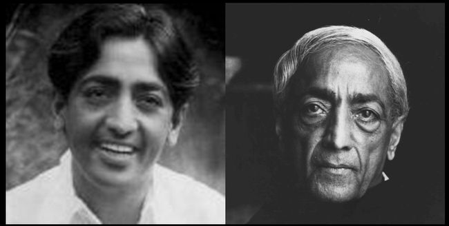Jiddu Krishnamurti – Free Thinker, Author