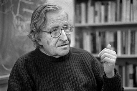Noam Chomsky – Professor, Author, Activist