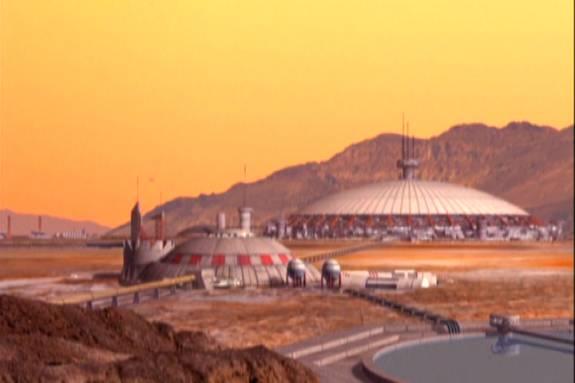 Randy Cramer – Secret Space Program, Mars