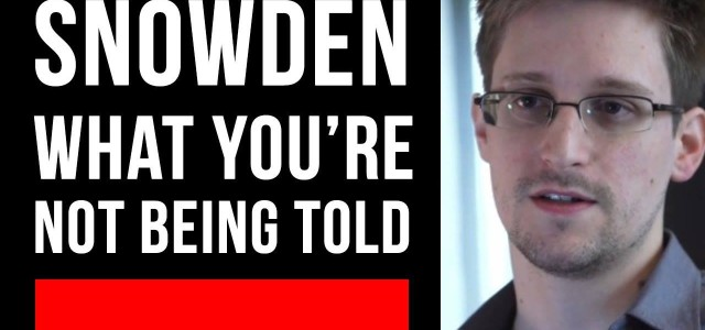 How to identify CIA 'Limited Hangout Op'? The Snowden Example