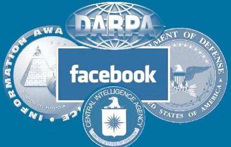 Facebook & Google are CIA Fronts