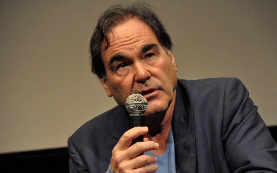 Oliver Stone – Director, Producer, Activist