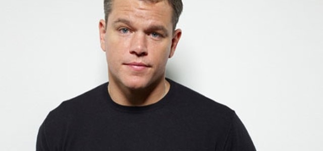Matt Damon – Actor, Humanitarian