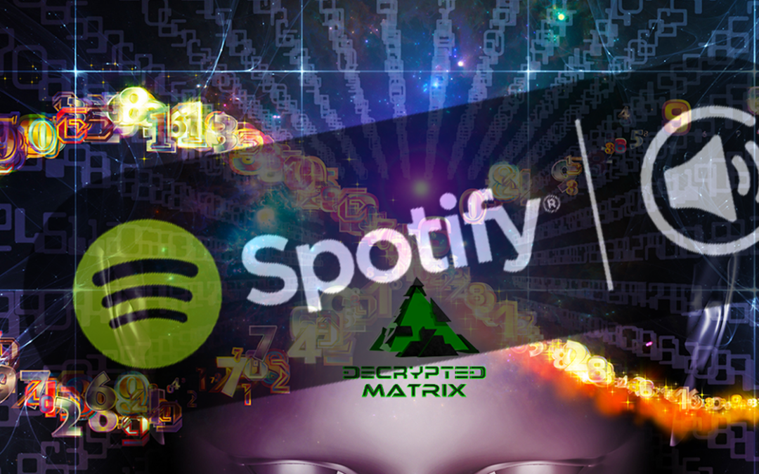 Decrypt the Matrix on Spotify – Conscious Entertainers